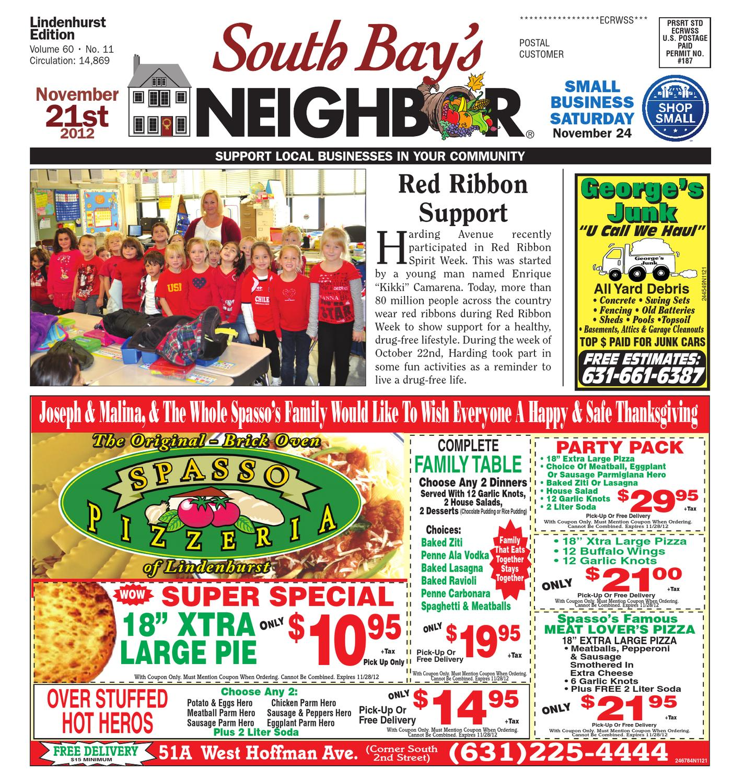 November 21 2012 Lindenhurst By South Bay S Neighbor Newspapers Issuu