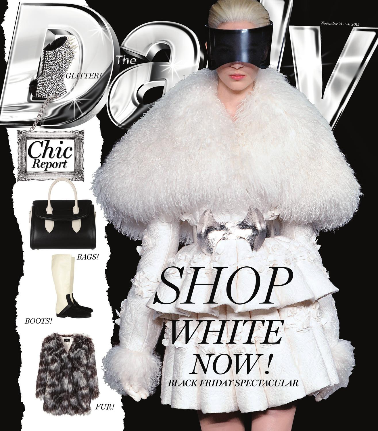 The Daily Chic Report by DAILY FRONT ROW INC issuu