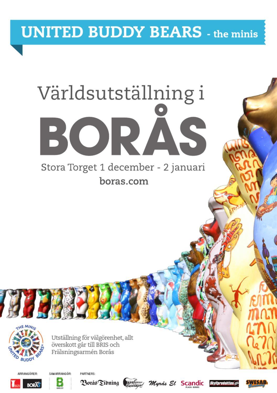 United Buddy Bears The Minis Borås By Borås Tme Issuu