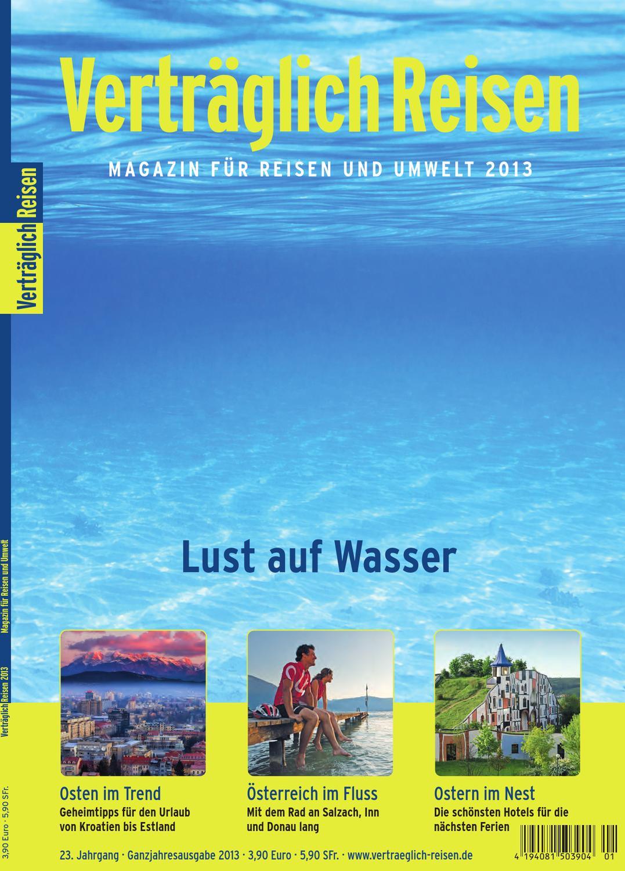 Vertraglich Reisen 2013 By Fairkehr Die Agentur Issuu