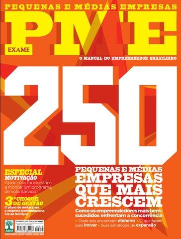 7104a40729c Edição 53 da Revista EXAME PME by Revista EXAME - issuu