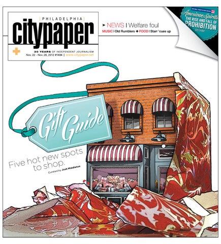 city paper november 22nd