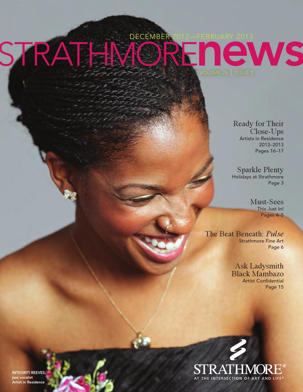 Winter Strathmore News 2012-2013 by Strathmore - issuu