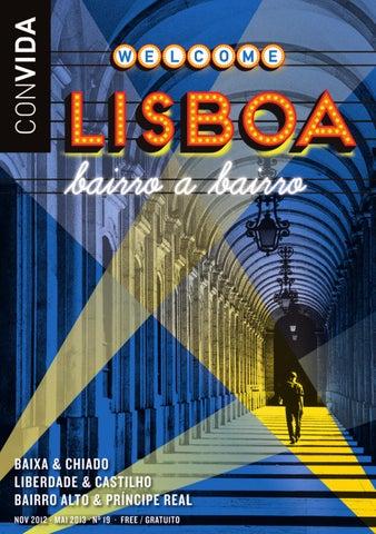 ConVida LISBOA bairro a bairro   2012-2013 (nº 19) by ConVida - issuu cdc52e18c2