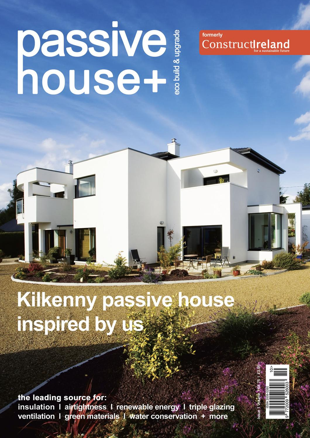 Passive House Plus Issue 1 By Issuu Typical Wiring Circuits Moreover Bathroom Decorating Ideas In
