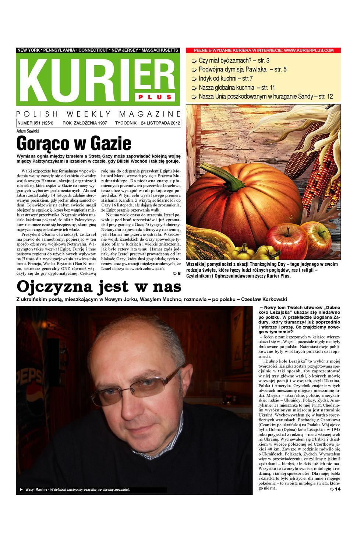 Kurier Plus 24 Wrzesnia 2012 Numer 951 By Kurier Plus Issuu
