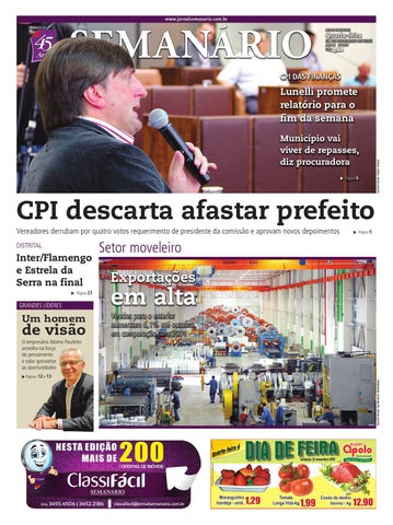 80f2f14c5c3 21 11 2012 - Jornal Semanário by Jornal Semanário - Bento Gonçalves ...