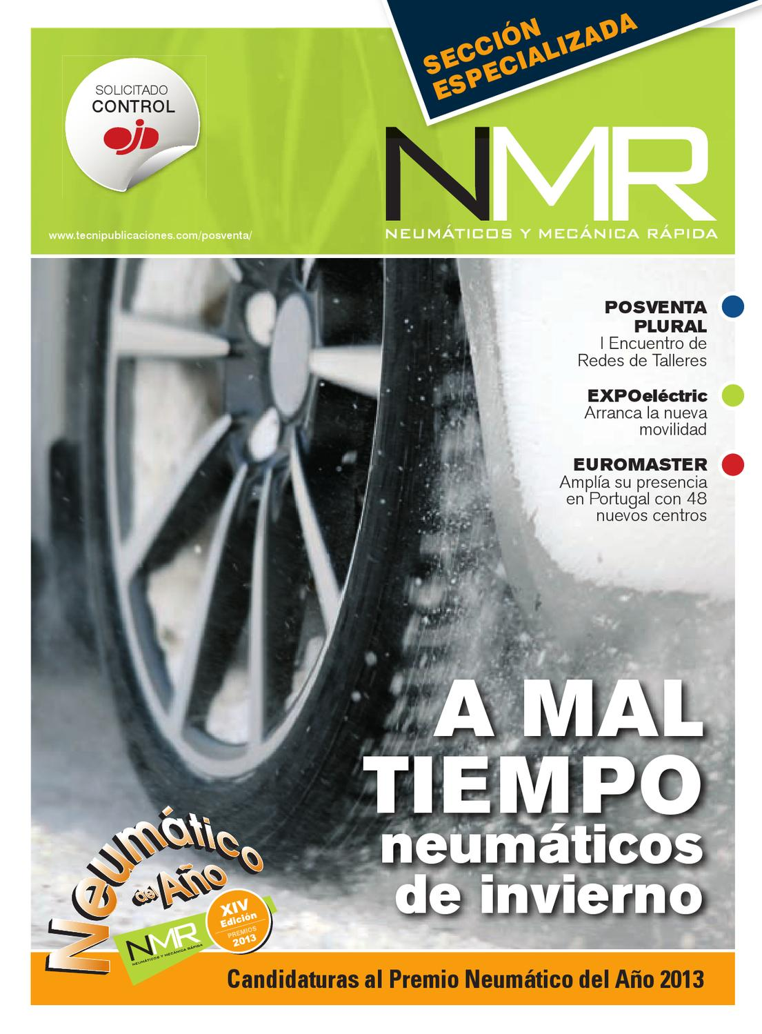Neumaticos-110 by Digital Newspapers S.L. - issuu