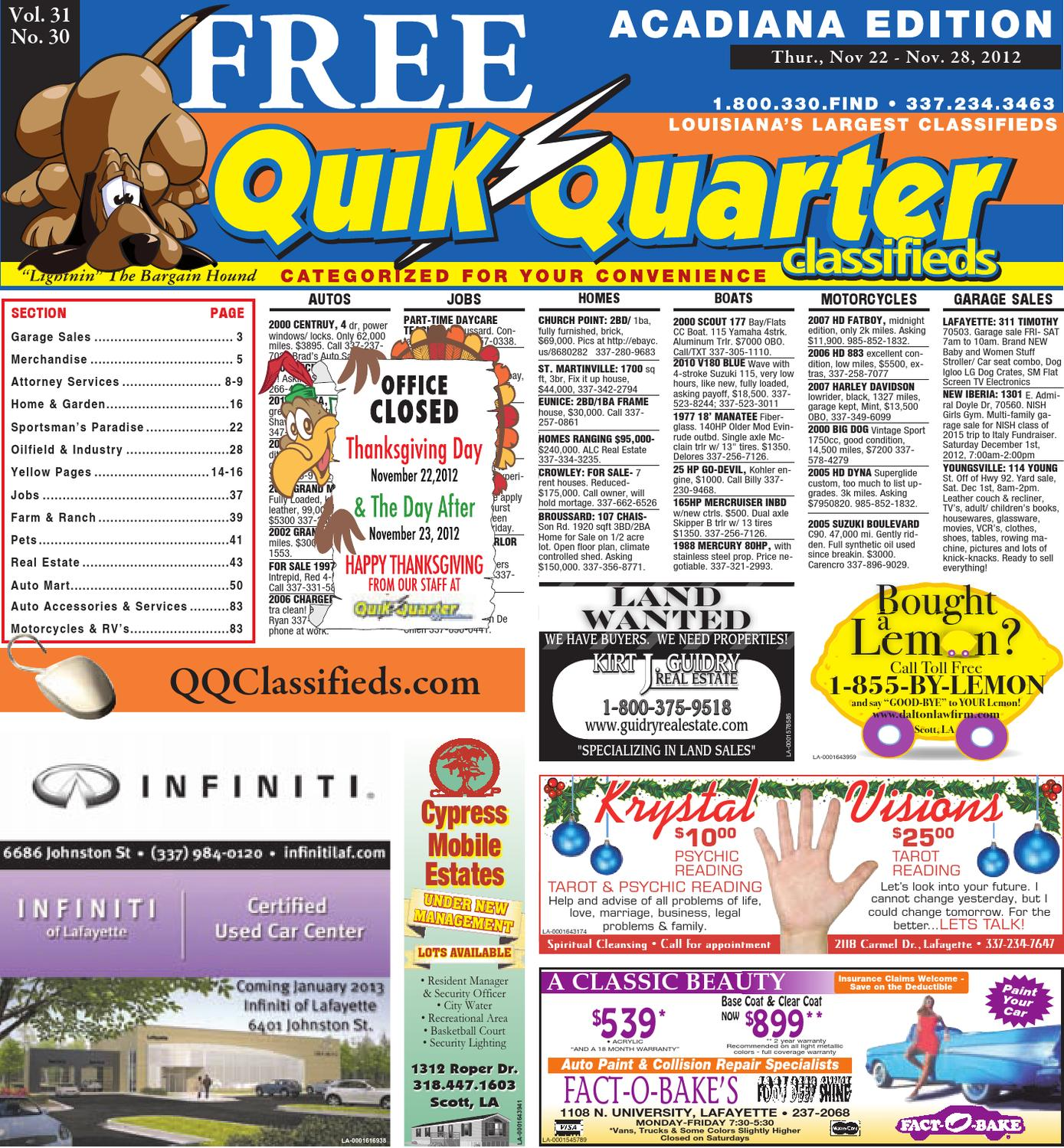 qq acadiana by part of the usa today network issuu rh issuu com