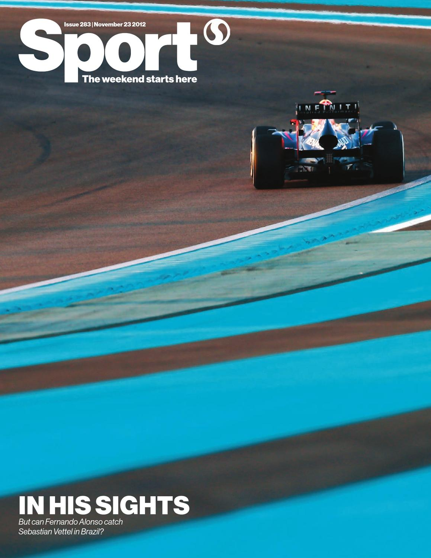 Sport Magazine 283 By Sport Magazine Issuu