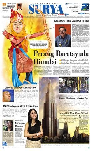 E-paper Surya Edisi 22 November 2012 by Harian SURYA - issuu 9dc60f4b3a