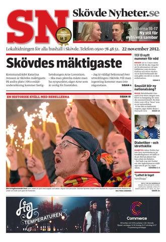 Skövde Nyheter.se Ny stil för nyblivna sambor 5d4f4217fd011