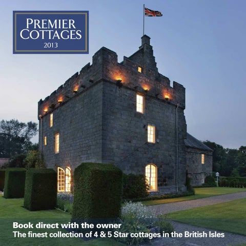 Premier Cottages 2013 Brochure By Mike Wiggins