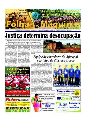 17b9b932b Edição nº 1.865. by Folha das Máquinas - issuu