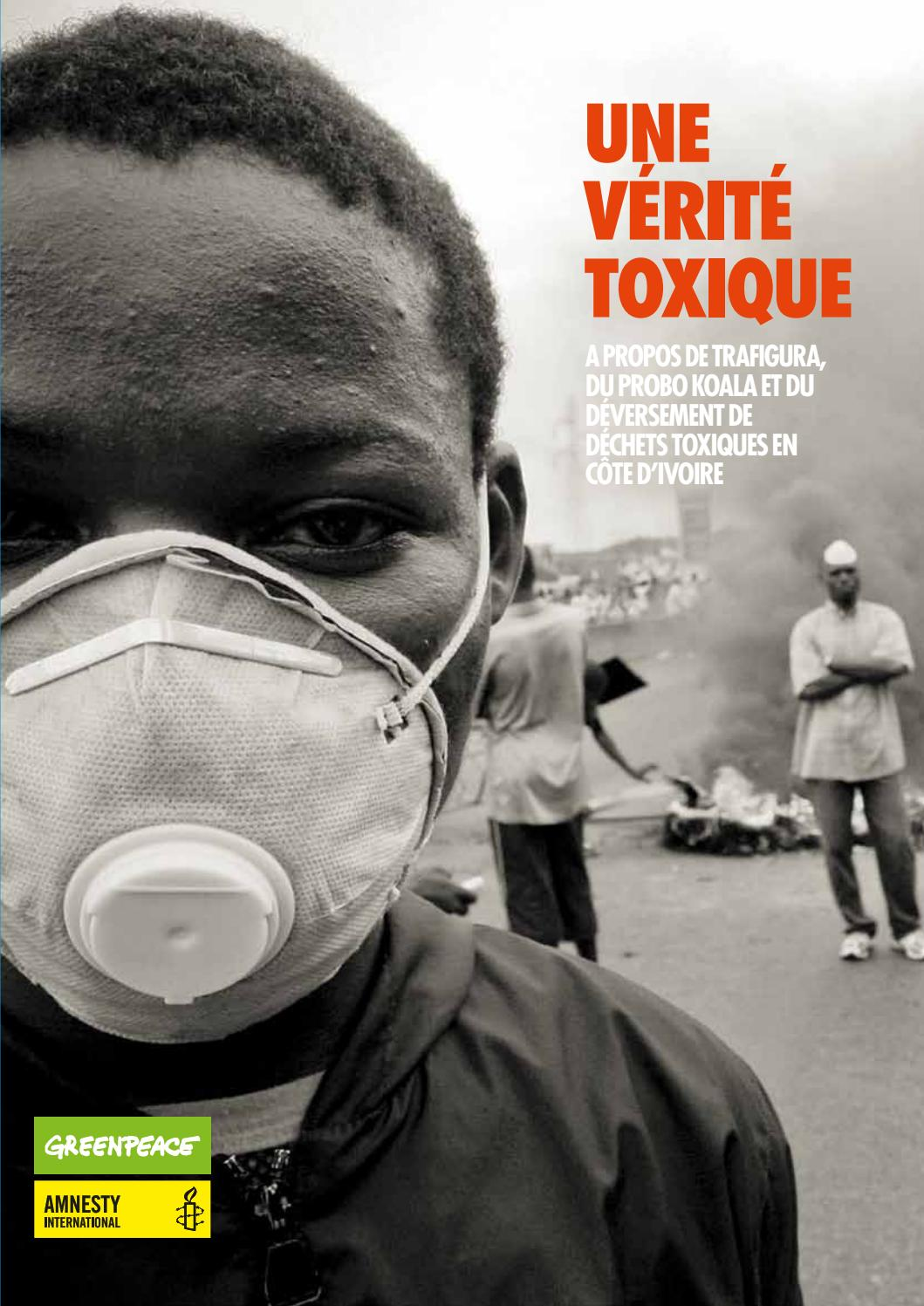 Une Vérité Toxique by Greenpeace International - issuu