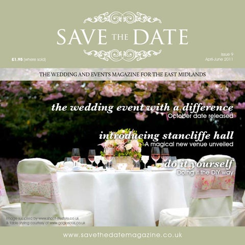 Save the date magazine issue 9 by save the date magazine issuu page 1 solutioingenieria Image collections