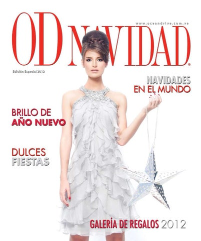 dbb0aa567b7ef OD Navidad 2012 by Grupo Editorial Shop In 98 C.A. - issuu
