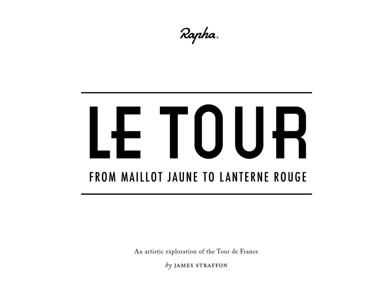 LE TOUR by James Straffon - issuu 872a8600e