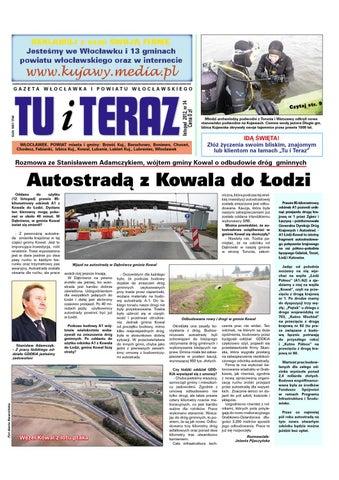 7e2c657137622 Tu i Teraz Gazeta Powiatu Włocławskiego nr 34 (2012) by Wydawnictwo ...