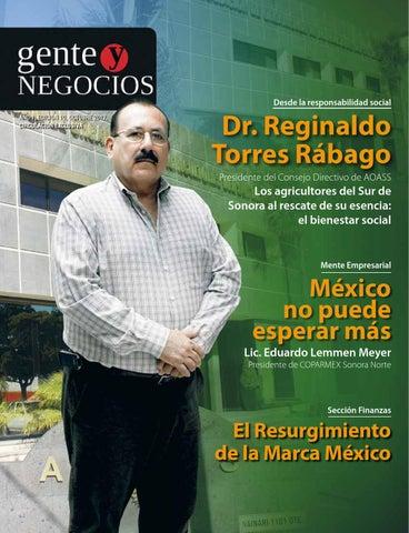 a7137fe2bf Gente y Negocios edición  11 by Revista Gente y Negocios - issuu