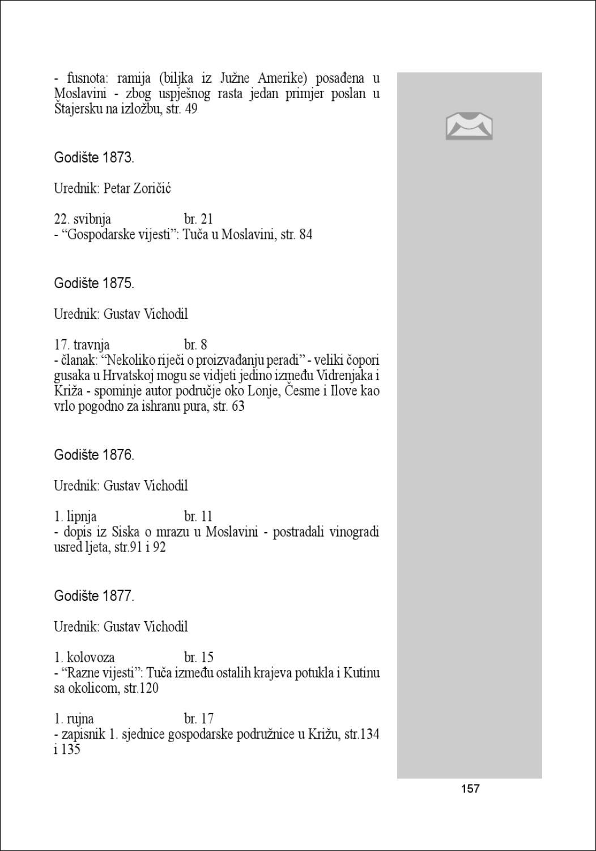 Zbornik Moslavine Dvobroj 5 I 6 By Muzej