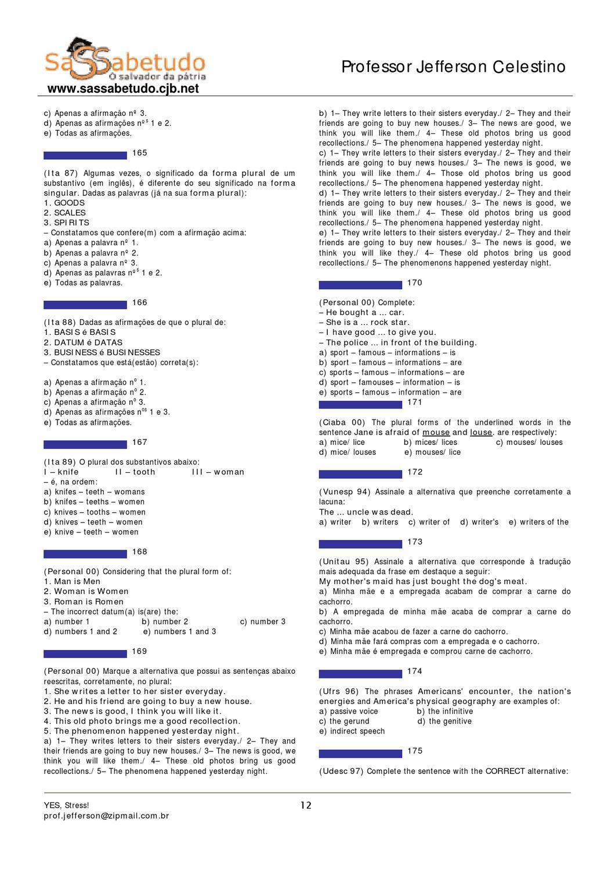 2272fe616 4886123-Apostila-de-Ingles-500-Questoes-de-Ingles by Fonseca Dos Santos -  issuu