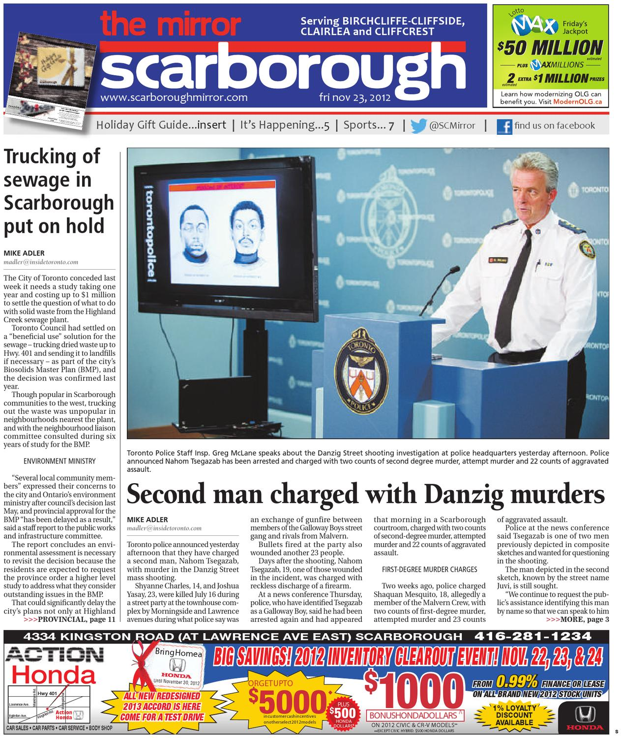 November 23 South by The Scarborough Mirror - issuu