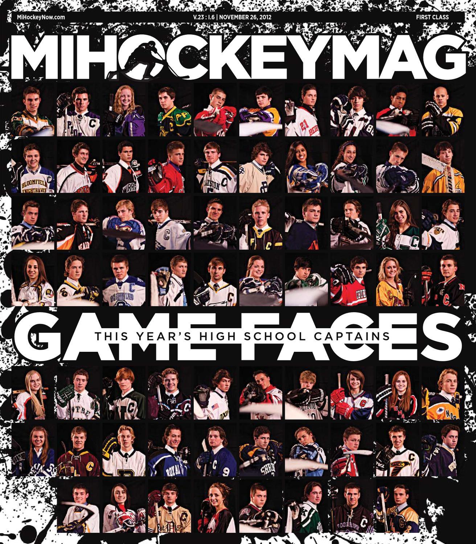 MiHockeyMag - November 26, 2012 by MiHockey - issuu