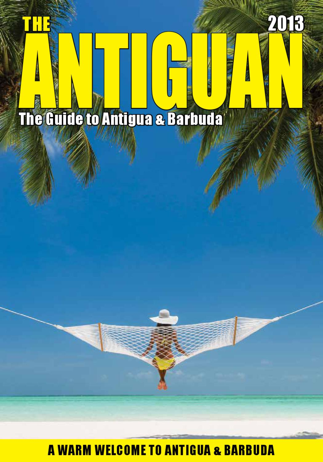 THE ANTIGUAN 2013 by The Antiguan - issuu