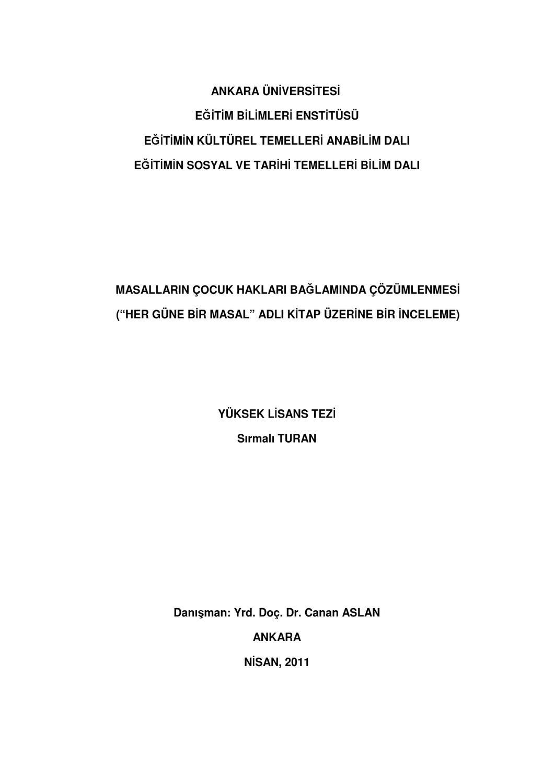 Masal Tilki ve Kurt: peri masalı analizi