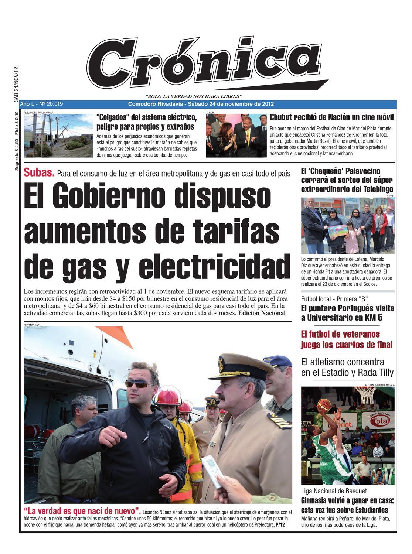 f2b94f431b6a8969eb04d2869a16e021 by Diario Crónica - issuu 1dae7e3be8