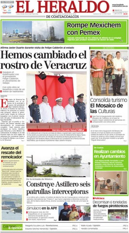 Heraldo de Coatzacoalcos 24nov2012 by El Heraldo de Coatzacoalcos ... e006d5388a4c1