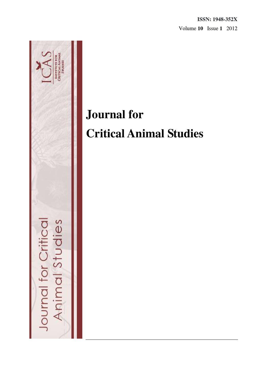 Animal Husbandry Simpsons Porn Comics volume 10 issue 1icas critical animal studies - issuu