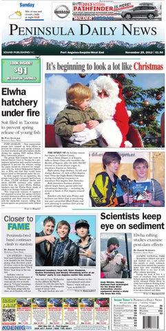 PDN20121125C by Peninsula Daily News & Sequim Gazette - issuu