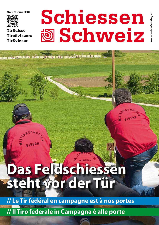 SchiessenSchweiz 06/12 By Schweizer Schiesssportverband   Issuu
