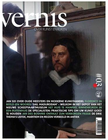 Jan Roelofs Antiquairs Maastricht.Vernis Magazine Editie 3 By Mi7 Media Intelligence Mischa