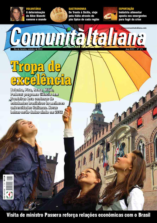 3f2e2bea6416a Revista Comunità Italiana Edição 171 by Comunita Italiana - issuu