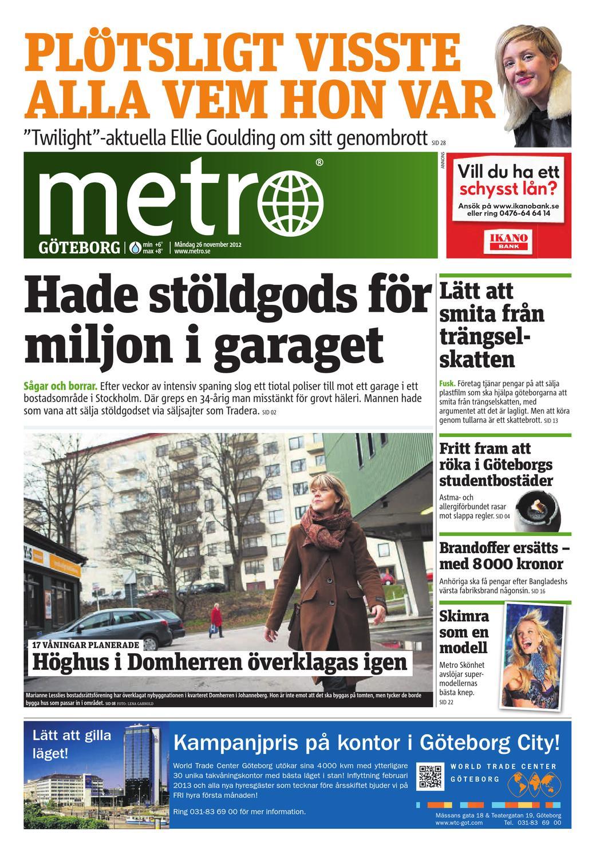 pengar fusk orgasm i Göteborg