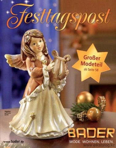 Bader Festtagspost by Elkatalog issuu