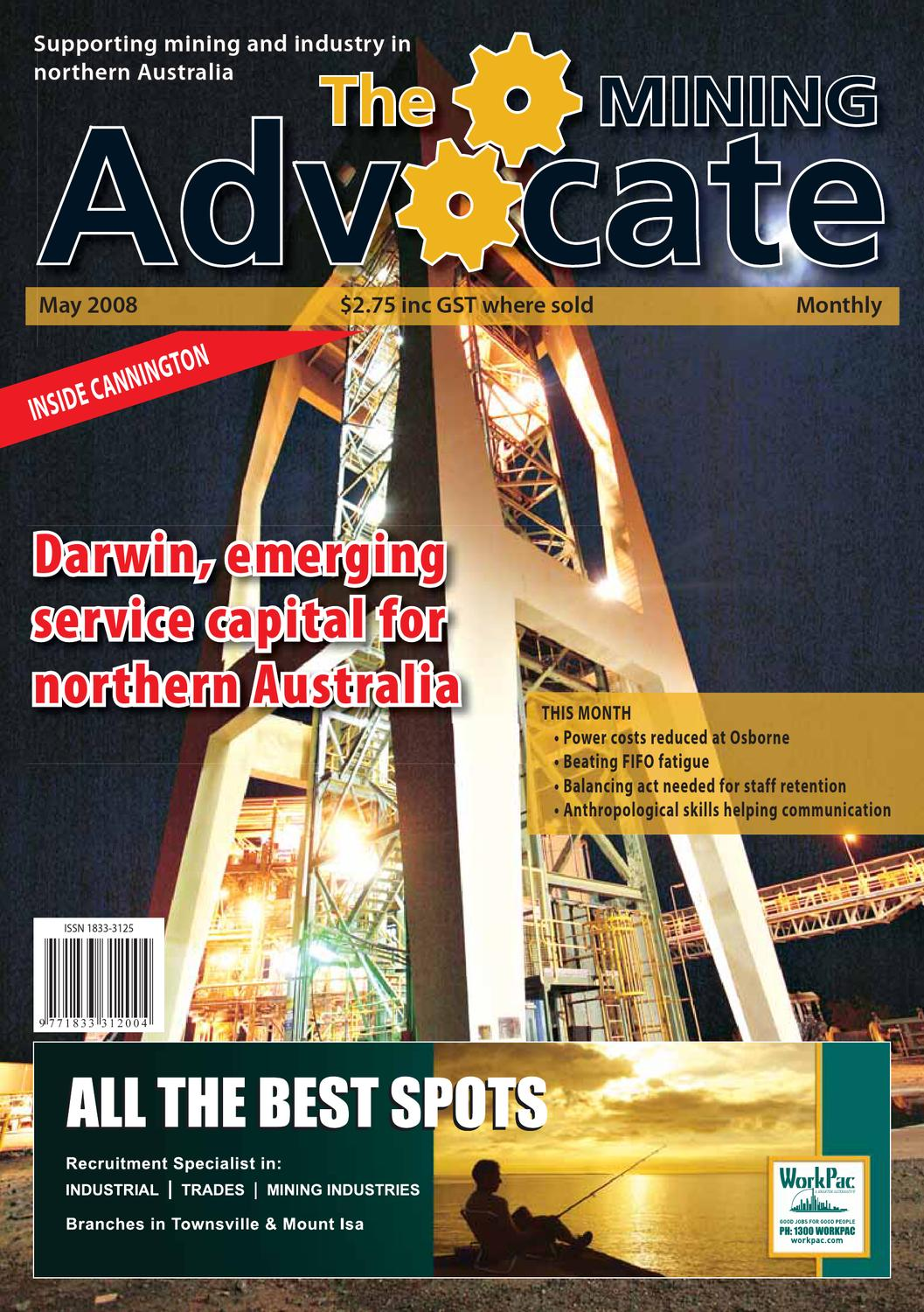 May 2008 by The Mining Advocate - issuu