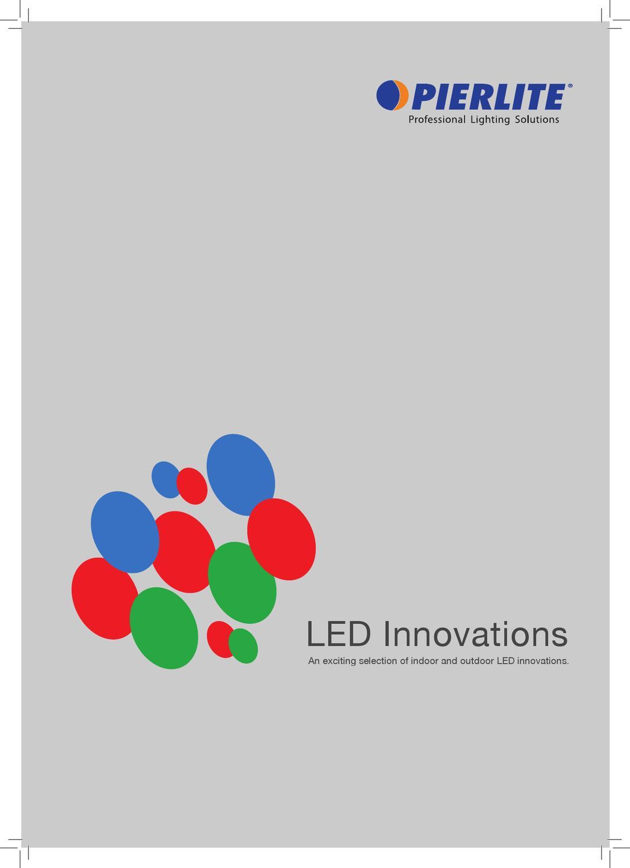 pierlite led innovations catalogue