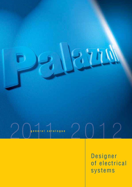 PALAZZOLI 579842 Flangia TOPTER CIECA 88 X 100 IP66 IP67