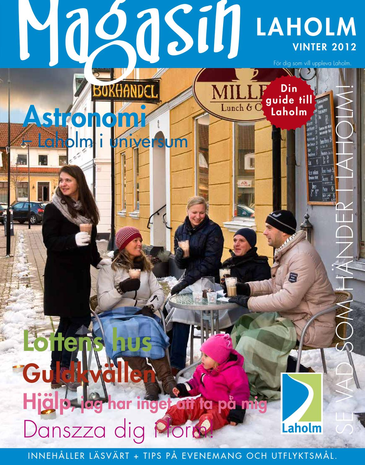 Magasin Laholm vinter 2013 by MacMedia - issuu