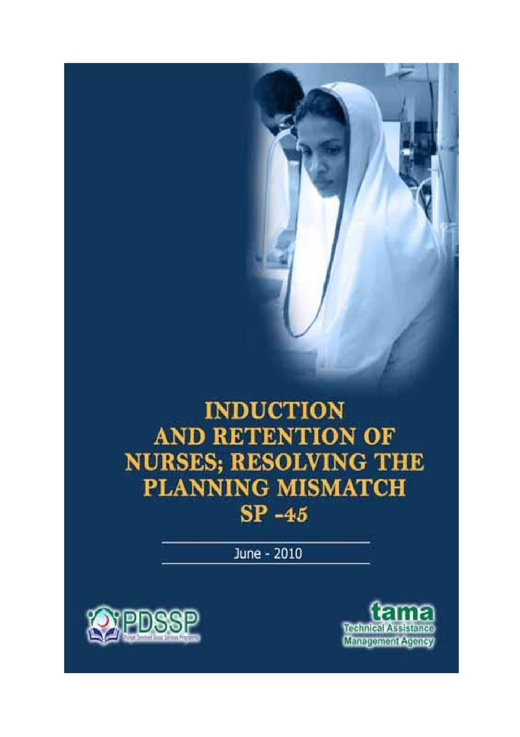 Induction_And_Retention by Nur Center for Research and Policy - issuu