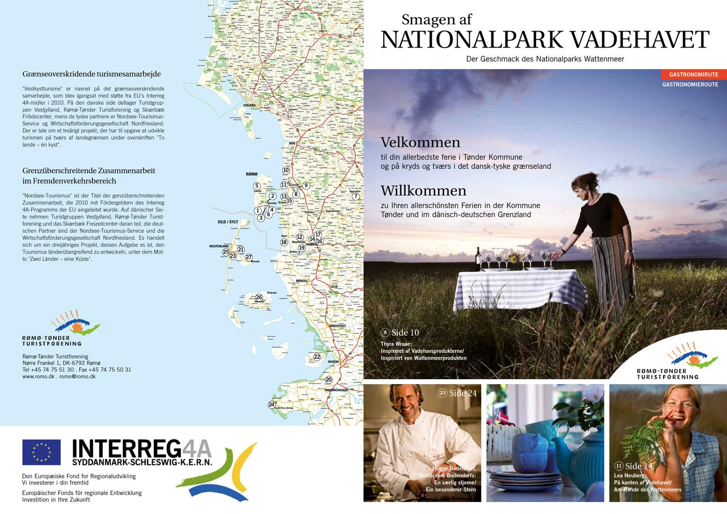 gastronomirute by business region esbjerg issuu