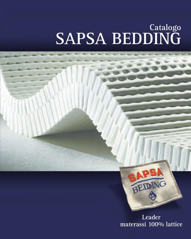 Materassi Sapsa Bedding Prezzi.Sapsa Bedding Catalogo Lattice 2011 By Capone Tramontano Issuu