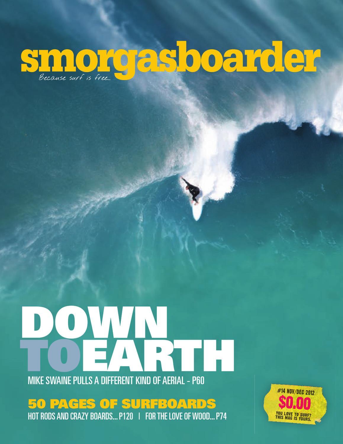 31b75dd811 Smorgasboarder Nov 2012 Free Surfing magazine by Smorgasboarder Magazine -  issuu