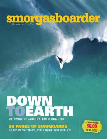 d3dbc1456b Smorgasboarder Nov 2012 Free Surfing magazine by Smorgasboarder ...