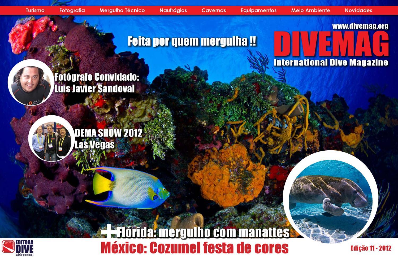 85b73f4ec DIVEMAG | Edição 11 | International Dive Magazine by Kadu Pinheiro, Divemag  - issuu