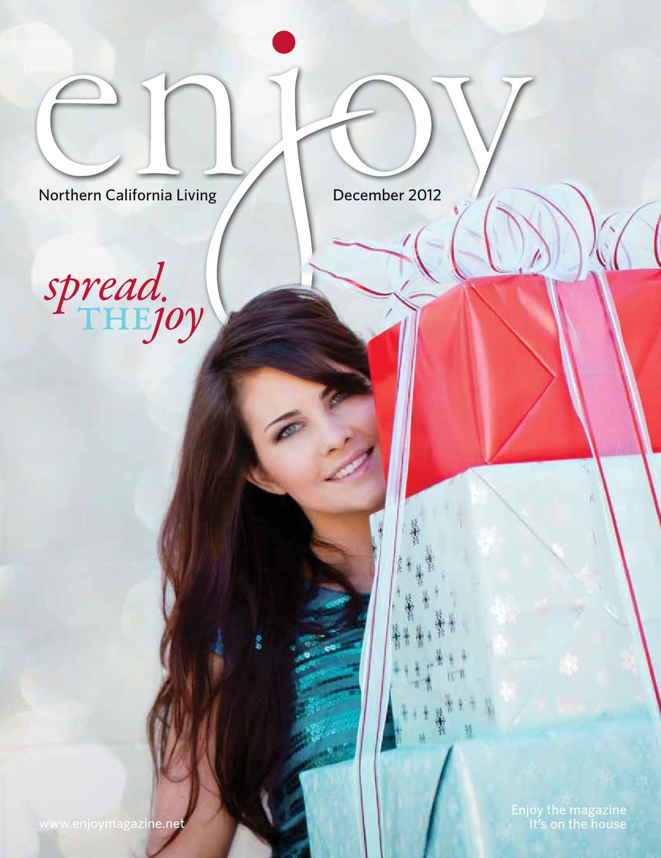 e77b8068d9bc7 Enjoy Magazine - December 2012 by Enjoy Magazine - issuu